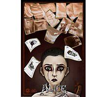 Alice - Madness Returns Photographic Print