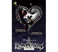 Kingdom Hearts - When Darkness Comes Photographic Print