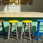 FishNChips by Susan R. Wacker