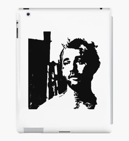 bill murray portrait iPad Case/Skin