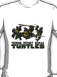 Teenage Mutant Ninja Turles T-Shirt