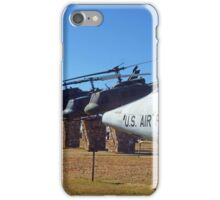 Helos and Fighter Planes iPhone Case/Skin