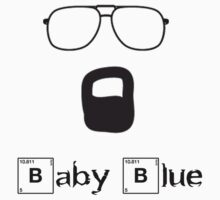 Baby Blue - Breaking Bad by royalbaum