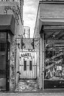 Eclectic Alley Door by njordphoto