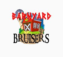 Barnyard Bruisers Men's Baseball ¾ T-Shirt