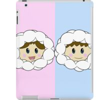 Nana and Popo (Ice Climbers) iPad Case/Skin