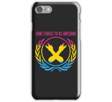 DFTBA Pan Pride iPhone Case/Skin