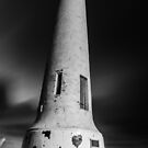 Mount Lofty Summit Obelisk by Jordan Bails