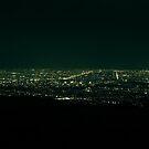 Adelaide from Mt Lofty by Jordan Bails