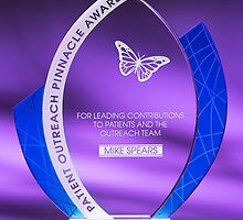 Sensation Glass Award by edcocomp