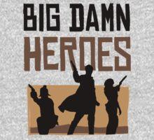 Big Damn Heroes One Piece - Long Sleeve