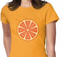 citrus II Womens Fitted T-Shirt