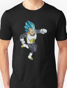 Super Saiyan God Super Saiyan Vegeta Dragon Ball: Resurrection F Unisex T-Shirt