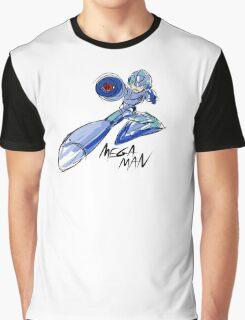 Megaman X (Megaman) Graphic T-Shirt