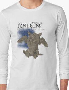 Weeping Puppy Long Sleeve T-Shirt