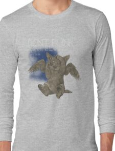 Weeping Puppy - for Dark Shirts Long Sleeve T-Shirt