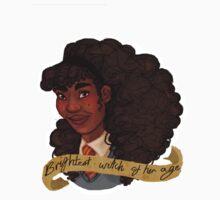 Hermione bust by Annalise  jensen