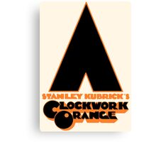 A Clockwork Orange II Canvas Print