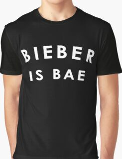 Bieber Is Bae Graphic T-Shirt
