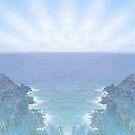 """The sea so lonely"" by Sheila Jacington"