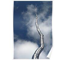 Lightning Bolt - Ottawa Ontario Canada Poster
