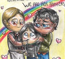 Hannibal - Cute Murder Family by Furiarossa