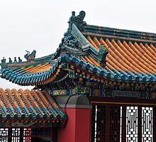 The Summer Palace. Beijing, China. by Ralph de Zilva