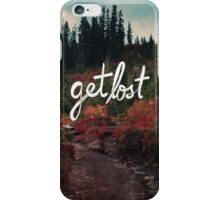Get Lost in the Pacific Northwest iPhone Case/Skin