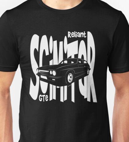 Reliant Scimitar GTE 6a Unisex T-Shirt