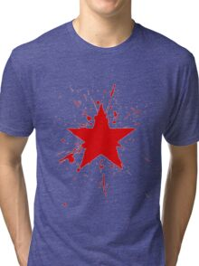 The Winter Soldier Tri-blend T-Shirt