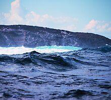 Angry sea by Bugman69