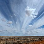 Clouds of the Outback - Tibooburra, NSW by Malcolm Katon