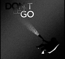 Gravity movie poster: Don't Let Go by Arian Noveir
