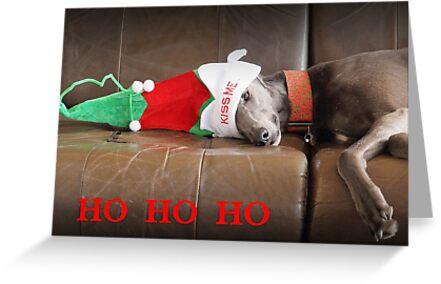 Ho Ho Ho by GreyhoundSN