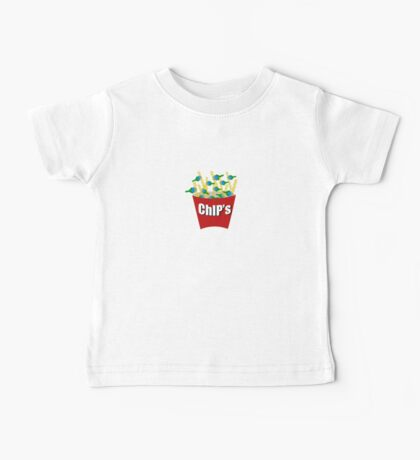 Hot ChIPs   Baby Tee