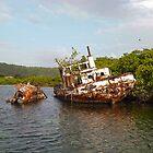 "Men's ""leftover"" in paradise... by globeboater"