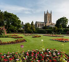 Bury St Edmunds by Chris McIlreavy