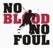 Hockey: No blood no foul by nektarinchen