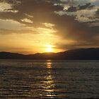 Sunset in Macedonia by RachelSheree
