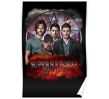 Supernatural Family dont end with blood 3  Poster