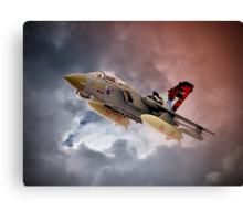 Storming 2 !! Tornado GR4 617 Squadron Canvas Print