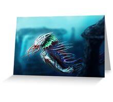 Sea Creature Greeting Card