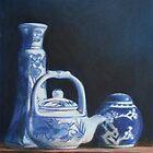 China Blue by Jan Lawnikanis