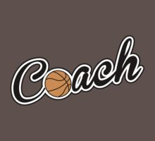 Basketball Coach Kids Clothes