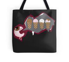 Eye Scream 4 Ice cream Tote Bag