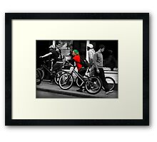 That's Just The Way I Am! Framed Print