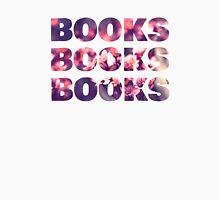 Books books books Unisex T-Shirt