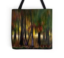 Nature With a Paintbrush Speaks Tote Bag