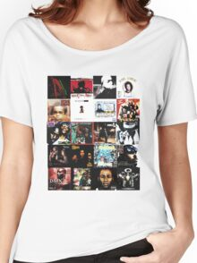 90s HIP HOP HISTORY Women's Relaxed Fit T-Shirt