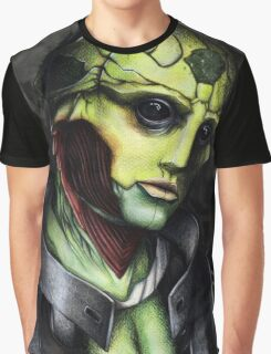 Thane Krios Graphic T-Shirt